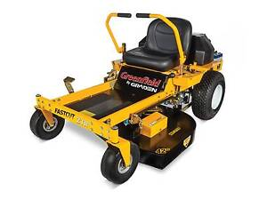 """Brand New Greenfield By GRADEN 25HP/42"""" FASTCUT Zero Turn Yatala Gold Coast North Preview"""