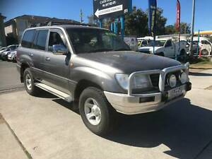 2001 Toyota LandCruiser GXL Automatic SUV- 8 seaters- 4x4 Biggera Waters Gold Coast City Preview