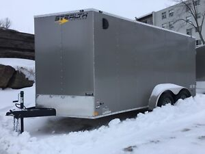 New 2019 Stealth 7x14 enclosed cargo trailer! Best price!