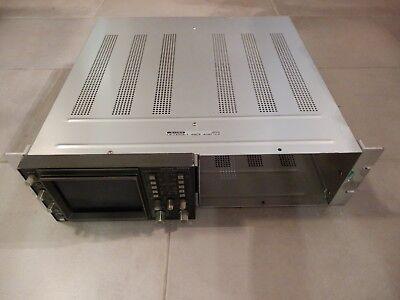 Leader 5860v 525 Lines Waveform Monitor Vectorscope W Rack