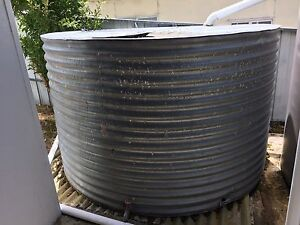 Old 1000 gal water tank GIVE AWAY -suitable for storing fire wood Port Arthur Tasman Area Preview