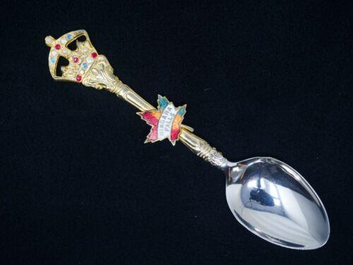 """Niagara Falls Canada Souvenir Spoon 4.25"""" Long"""
