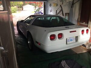 1991 Corvette BC car awesome condition