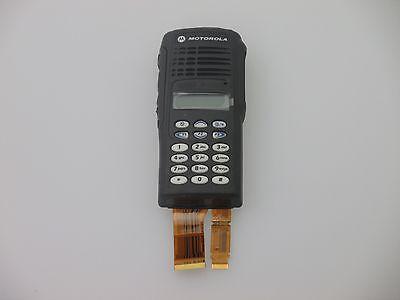 5 Pcs Ht1250 Pmln4199  Full Keypad Original Motorola Housings