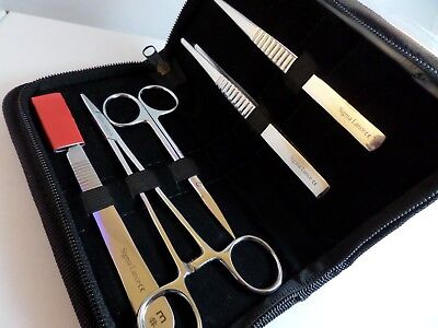 Suture Practice Kit Instruments / MICRO Instruments theatre grade, best (Best Suture Practice Kit)