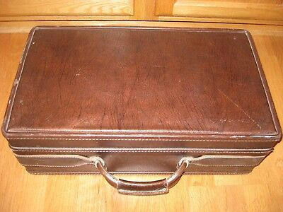 Vintage Hartmann Carry On suitcase, 21 inch