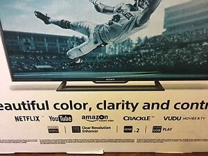 "40"" Sony Bravia Smart LCD/LED TV"
