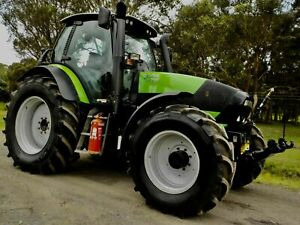 Late Model Deutz-Fahr Agrotron TTV 620 170hp 4x4 Agricultural Farm Tractor Austral Liverpool Area Preview