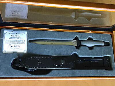 Gerber Legendary Blades 70th Anniversary Mark II 1966 Replica #348 of 1500