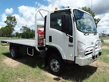 2008 Isuzu NPS 300 4x4 Table / Tray Top Inverell Inverell Area Preview
