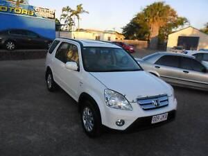 2006 Honda CRV 4x4 Wagon Hermit Park Townsville City Preview