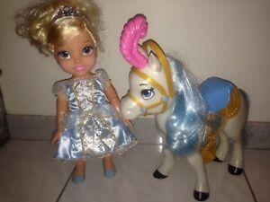 Cinderella and Horse