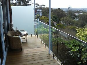 Colourbond fence aluminium flat top fence custom timber fence Berowra Heights Hornsby Area Preview