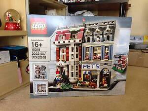 Lego 10218 Pet Shop Brand New Factory Sealed Modular Building Hornsby Hornsby Area Preview