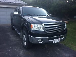 2007 Ford F-150 Lariat AS IS