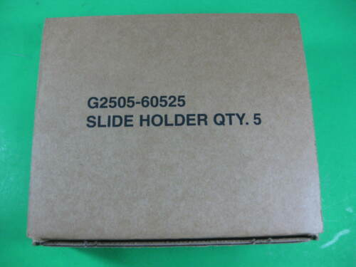 Agilent Slide Holder for Microarray Scanner -- G2505-98009 -- New