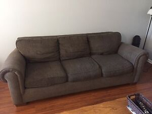 Comfy Brown Couch