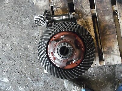 Ford Tw 35 Series 2 Farm Tractor Differential Assembly