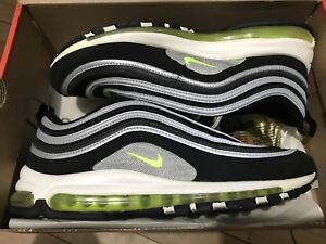 Nike Air Max 97 Japan Neon 2005 Retro sz 10.5 1 95 98 Vapour Max