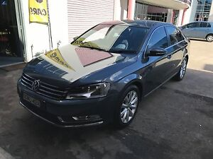 CHEAP 2013 VW PASSAT WITH NAV/LEATHER Thornleigh Hornsby Area Preview