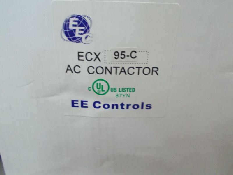 EEC  ECX95C CONTACTOR 208-230V COIL  AEG