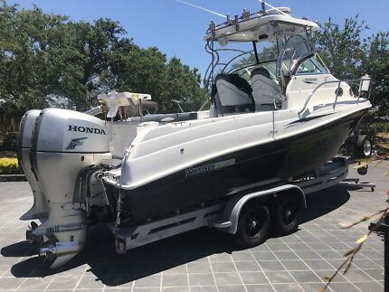 2010 760 HAINES HUNTER PATRIOT IMMACULATE