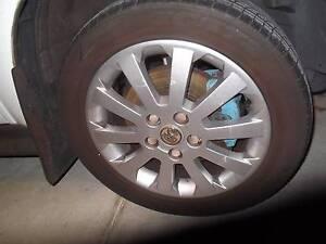 Holden Astra 5 stud mag wheels Halls Head Mandurah Area Preview