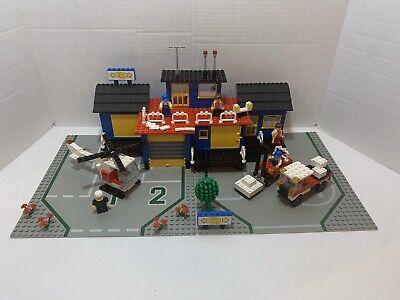 Vintage (1984) LEGO Town set 6391 Cargo Center - VERY RARE