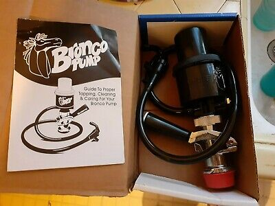 Beer Keg Tap Picnic Pump Us Sankey Bronco Party - D System For Budcoors Etc New