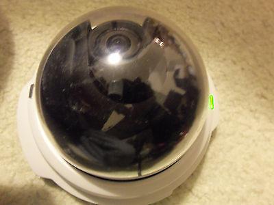 Axis M3203 Poe Dome Network Ip Surveillance Security Cctv Cam Camera