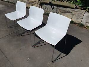 Catifa office chairs by Arper - Set of 6