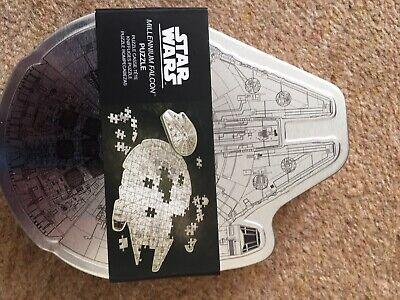 Paladone Star Wars Millenium Falcon jigsaw puzzle. 201 pieces. BNWT