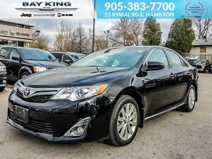 2014 Toyota Camry BACK UP CAM, BLUETOOTH, NAV, LEATHER