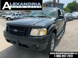 2005 Ford Explorer Sport Trac XLT Comfort/safety included