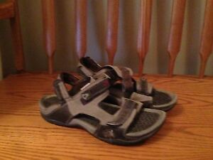 North Face sandals - women's 8