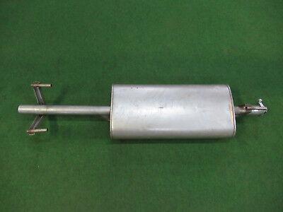 Frontschalldämpfer für Mercedes Sprinter 208D 308D 408D 02/95-04/00 2.3D