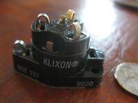 203 F N.C Klixon 7AM 026 Thermal Protector - 7AM026A5 Switch 95 C