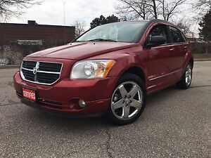 2007 DODGE CALIBER R/T AWD LEATHER/SUNROOF