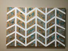 Canvas wall art 90x60cm Broadbeach Gold Coast City Preview