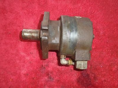 Parker-hannifin Nichols Division Hydraulic Motor - 133-1 Ks-0-n A5 1120