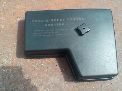 2002-2005 Dodge Ram 1500 2500 3500 Fuse & Relay Center Cover Lid Mopar OEM