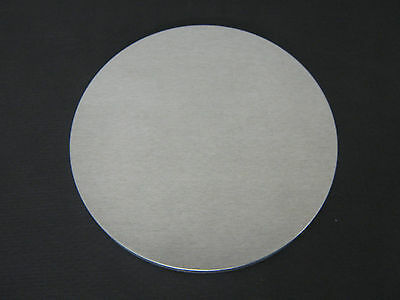 12 Dia. X 14 Thick Aluminum Round Disc Alloy - 5052-h32 - Mill Finish
