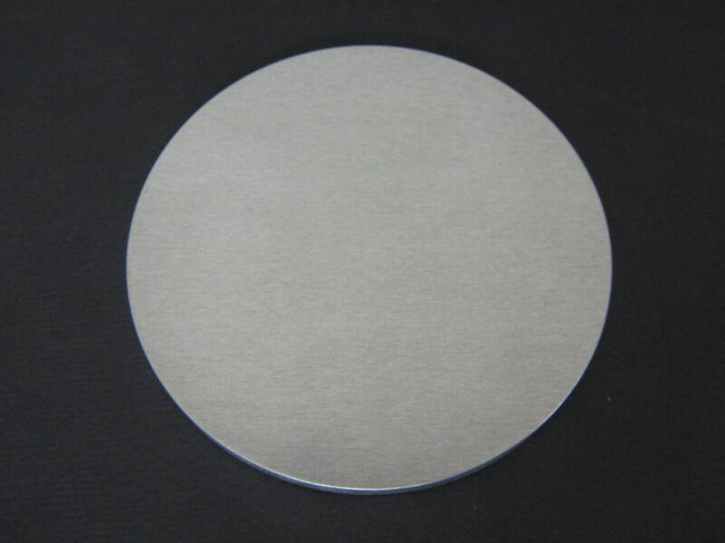 """8"""" Dia. Aluminum Round Disc Alloy 5052-H32 - 1/4"""""""