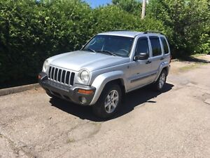 Jeep liberty trail edition 2006