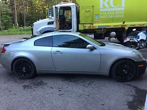 Infinity g35 coupe 2005