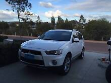 2012 Mitsubishi Outlander Wagon Southern River Gosnells Area Preview
