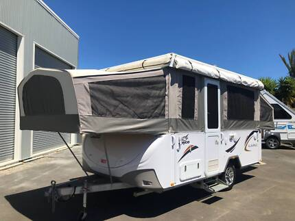2015 Jayco Flamingo Camper with extras Osborne Park Stirling Area Preview