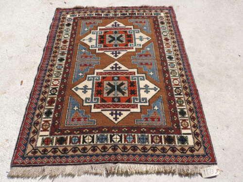 4x6ft. Beautiful Turkish Kazak Wool Rug
