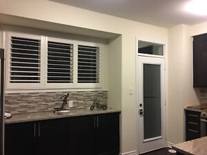 CUSTOM BLINDS AND CALIFORNIA SHUTTERS
