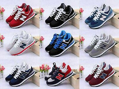 New Balance 574 Shoes Mens Womens Leisure Running Sneaker Shoes UK